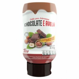 Calda de Chocolate c/ Avelã (355 ml)